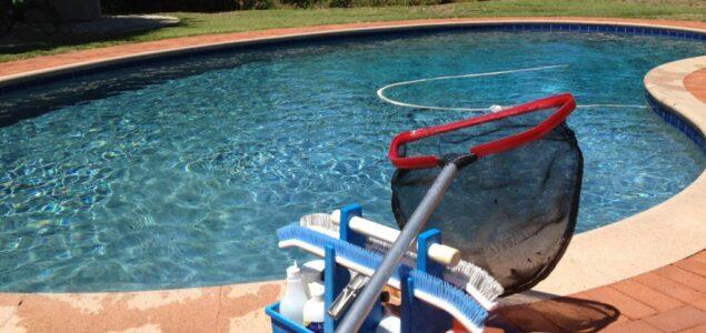 Urla Havuz Bakımı