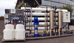 Endüstriyel Su Arıtma Sistemleri İzmir