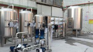 Endüstriyel Su Arıtma İzmir