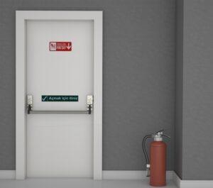 yangın-kapısı