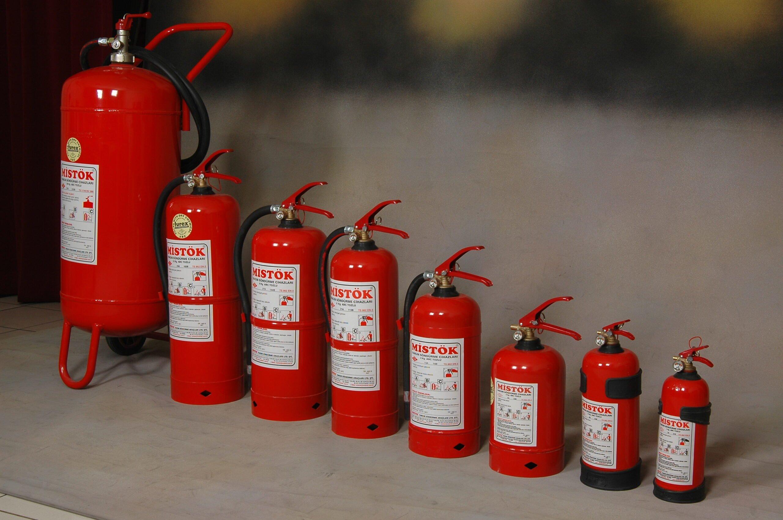İzmir Yangın Tüpü